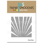 Paper Smooches - Dies - Power Rays
