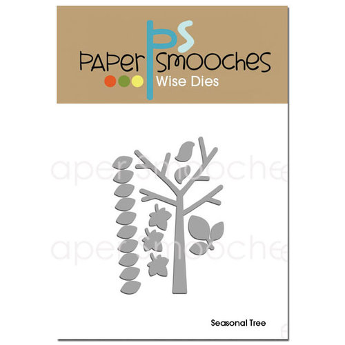 Paper Smooches - Dies - Seasonal Tree