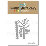 Paper Smooches - Dies - Seasonal Tree