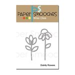Paper Smooches - Dies - Dainty Flowers