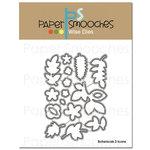 Paper Smooches - Dies - Botanicals 3 Icons