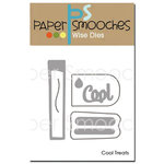 Paper Smooches - Dies - Cool Treats