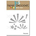 Paper Smooches - Dies - Fireworks