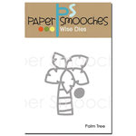 Paper Smooches - Dies - Palm Tree
