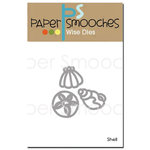 Paper Smooches Shell Dies