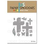 Paper Smooches - Dies - 3D Cross