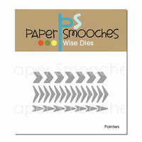 Paper Smooches - Dies - Pointers