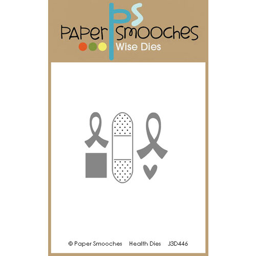 Paper Smooches - Dies - Health