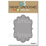 Paper Smooches - Dies - Frame 1