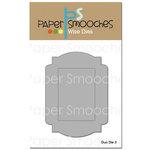 Paper Smooches - Dies - Duo Die 3
