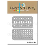 Paper Smooches - Dies - Hot Spots Large Set 1