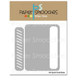 Paper Smooches - Dies - Hot Spots Small Base
