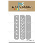 Paper Smooches - Dies - Hot Spots Small Set 1
