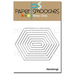 Paper Smooches - Dies - Hexalongs