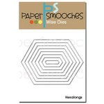 Paper Smooches - Dies - Hexalongs