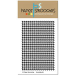 Paper Smooches - Clear Acrylic Stamps - Houndstooth