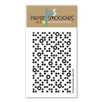 Paper Smooches - Clear Acrylic Stamps - Dippy Dots
