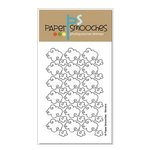 Paper Smooches - Clear Acrylic Stamps - Nirvana