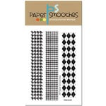 Paper Smooches - Clear Acrylic Stamps - Debonair