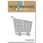 Paper Smooches - Dies - Grocery Cart