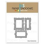 Paper Smooches - Dies - Fancy Frames Icons