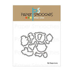 Paper Smooches - Dies - My Peeps Icons