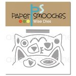 Paper Smooches - Dies - Cat Dog Card