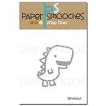 Paper Smooches - Dies - Dinosaur