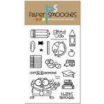 Paper Smooches - Clear Acrylic Stamps - Smarty Pants