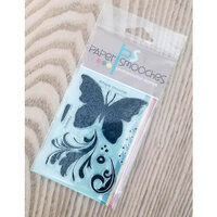 Paper Smooches - Clear Photopolymer Stamps - Flutterby