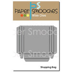 Paper Smooches - Dies - Shopping Bag