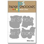 Paper Smooches - Dies - Nine Lives