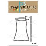Paper Smooches - Dies - Apron