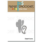 Paper Smooches - Dies - Desert Icons