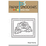 Paper Smooches - Dies - Rose Frame