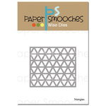 Paper Smooches - Dies - Triangles