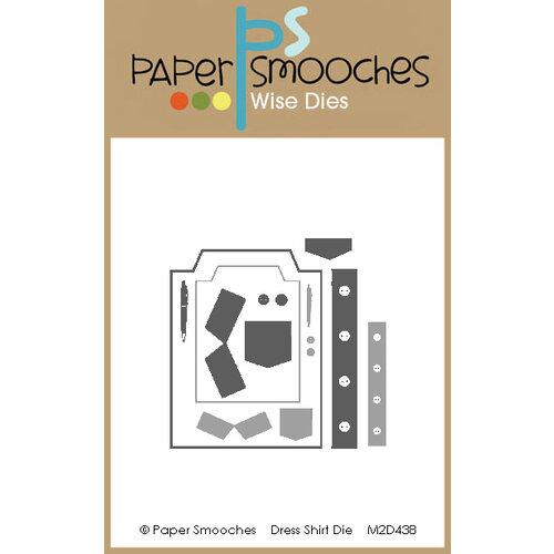 Paper Smooches - Dies - Dress Shirt