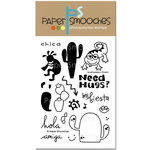 Paper Smooches - Clear Acrylic Stamps - Southwestern Charm