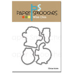 Paper Smooches - Dies - Circus Icons