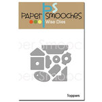 Paper Smooches - Dies - Toppers