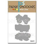 Paper Smooches - Dies - Zoo 2