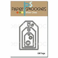Paper Smooches - Dies - Gift Tags