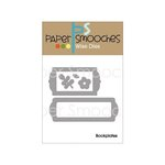 Paper Smooches - Dies - Bookplates