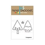Paper Smooches - Dies - Evergreens