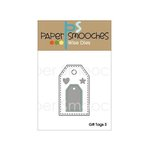 Paper Smooches - Dies - Gift Tags Three