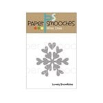 Paper Smooches - Dies - Lovely Snowflake