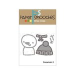 Paper Smooches - Dies - Snowman Two