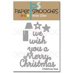 Paper Smooches - Christmas - Dies - Christmas Tree