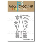 Paper Smooches - Christmas - Dies - Decorate A Tree