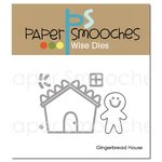 Paper Smooches - Christmas - Dies - Gingerbread House